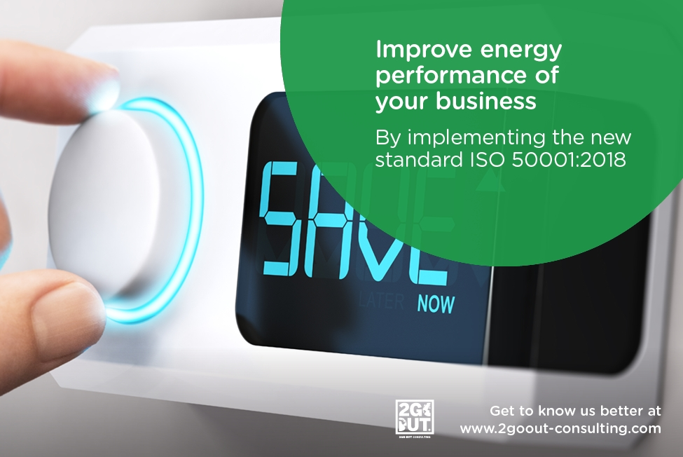 Consulting specialized in energy management systems (new ISO
